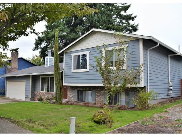 1202 NE 188TH Pl, Portland, OR 97230 (MLS #21421495) :: Brantley Christianson Real Estate