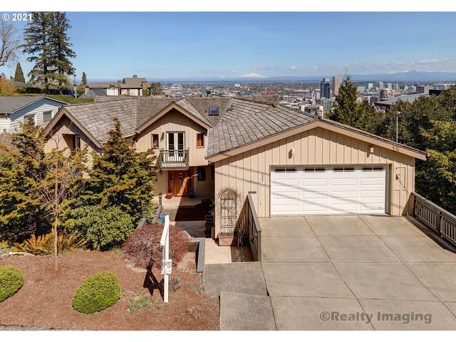 1405 SW Myrtle St, Portland, OR 97201 (MLS #21421961) :: Keller Williams Portland Central