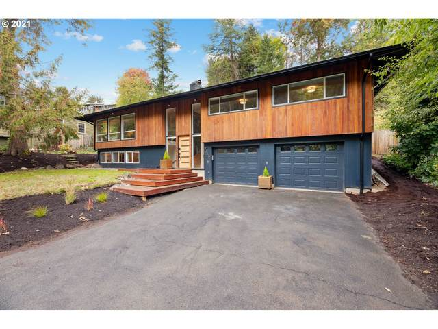 7115 SW Raleighwood Ln, Portland, OR 97225 (MLS #21422394) :: Next Home Realty Connection