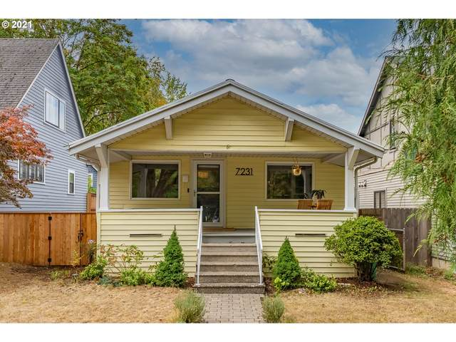 7231 N Vincent Ave, Portland, OR 97217 (MLS #21422411) :: Next Home Realty Connection