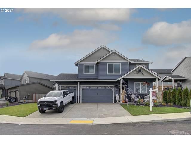 1001 NE Regan Hill Loop, Estacada, OR 97023 (MLS #21422527) :: Premiere Property Group LLC