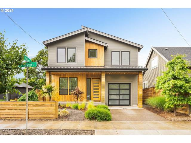 7125 N Haven Ave, Portland, OR 97203 (MLS #21422875) :: Stellar Realty Northwest