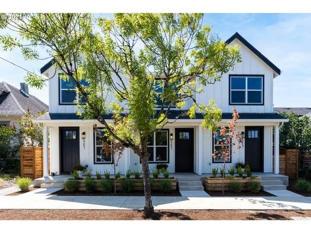 5253 NE 32ND Pl, Portland, OR 97211 (MLS #21422934) :: Townsend Jarvis Group Real Estate