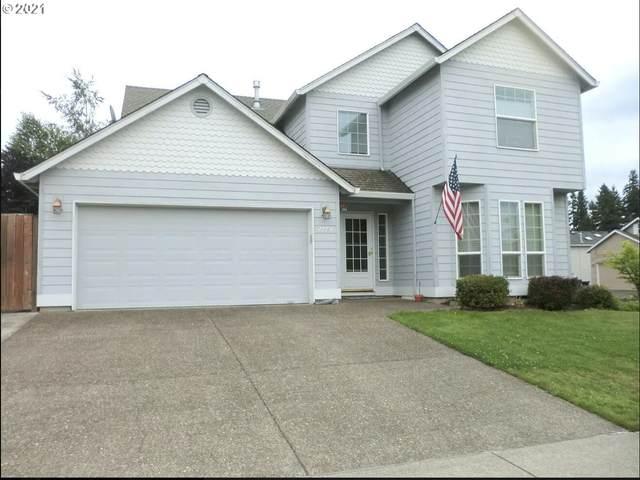 2552 NE Nova Ave, Hillsboro, OR 97124 (MLS #21423238) :: Duncan Real Estate Group