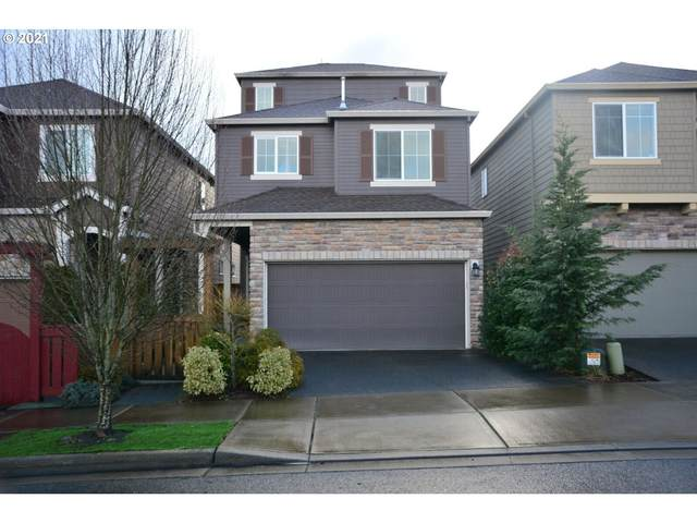 748 SW Windrose Ter, Beaverton, OR 97003 (MLS #21423241) :: Next Home Realty Connection