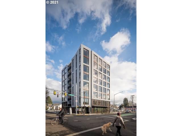 12 NE Fremont St 6W, Portland, OR 97212 (MLS #21423540) :: Song Real Estate