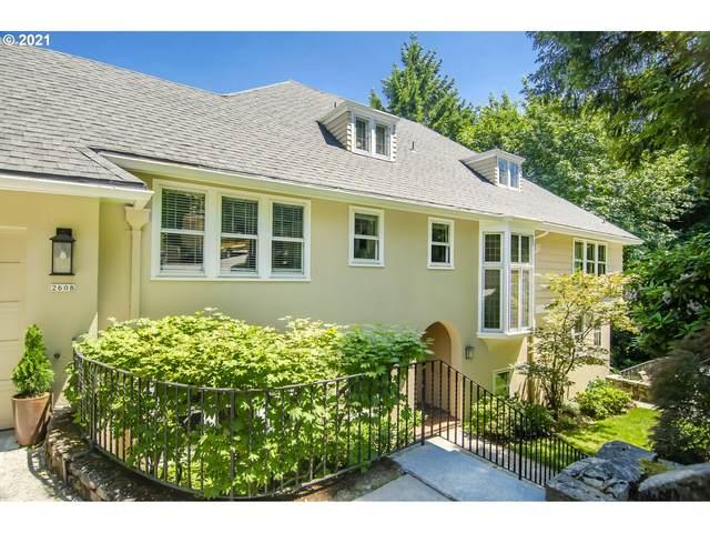 2608 SW Buena Vista Pl, Portland, OR 97201 (MLS #21423631) :: Holdhusen Real Estate Group