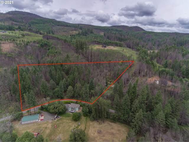 45831 N Gate Creek Rd, Vida, OR 97488 (MLS #21424032) :: The Haas Real Estate Team