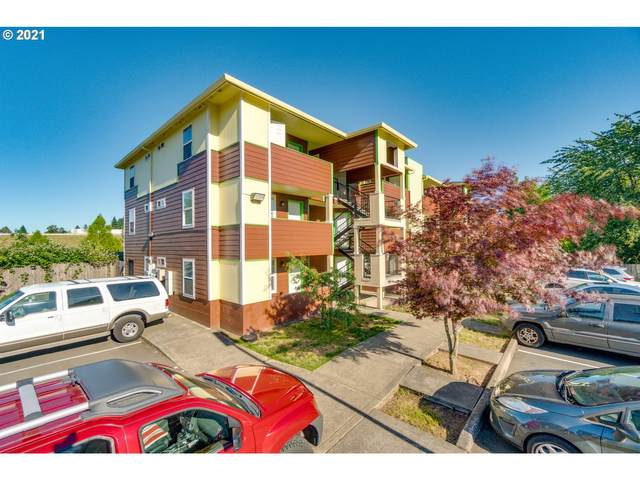 9234 SE Division St #102, Portland, OR 97266 (MLS #21424122) :: Next Home Realty Connection