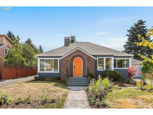12406 SE Mill St, Portland, OR 97233 (MLS #21424468) :: Lux Properties