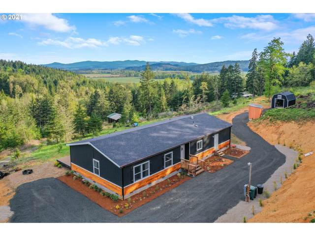 6453 Treehouse Rd, Monmouth, OR 97361 (MLS #21424477) :: Beach Loop Realty