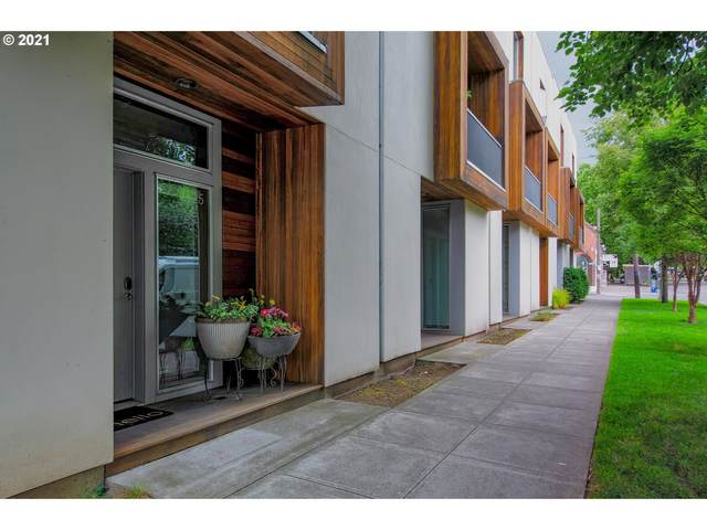 2625 NE 7TH Ave #6, Portland, OR 97212 (MLS #21424552) :: Lux Properties