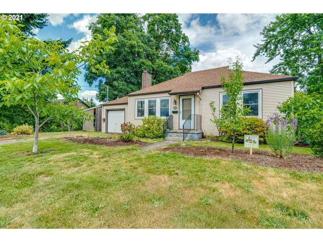 4610 NE 83RD Ave, Portland, OR 97220 (MLS #21424566) :: Next Home Realty Connection