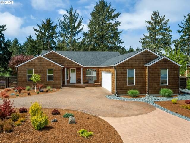 2906 Pine Ct, Gearhart, OR 97138 (MLS #21424616) :: Fox Real Estate Group