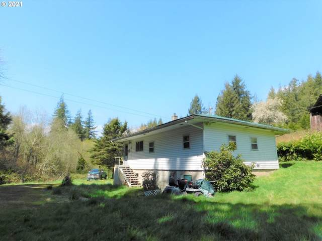 2330 Spruce St, Myrtle Point, OR 97458 (MLS #21424910) :: Song Real Estate