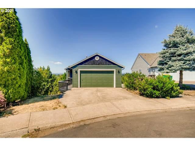 7503 SW 205TH Ter, Beaverton, OR 97007 (MLS #21425019) :: McKillion Real Estate Group