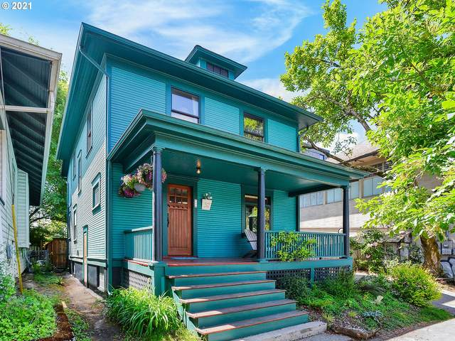 1118 SE Harrison St, Portland, OR 97214 (MLS #21425200) :: Next Home Realty Connection