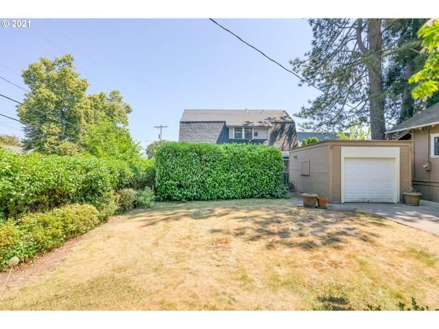 5514 SE Milwaukie Ave, Portland, OR 97202 (MLS #21425534) :: Keller Williams Portland Central