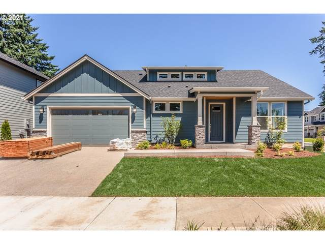 5025 SE Llewellyn St, Milwaukie, OR 97222 (MLS #21425782) :: Song Real Estate