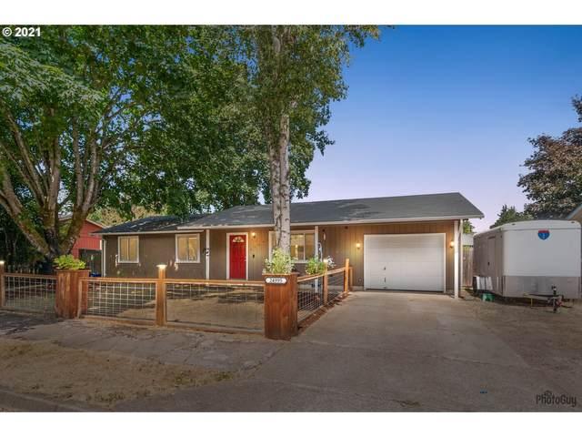24995 Woodland Ave, Veneta, OR 97487 (MLS #21425794) :: Real Estate by Wesley