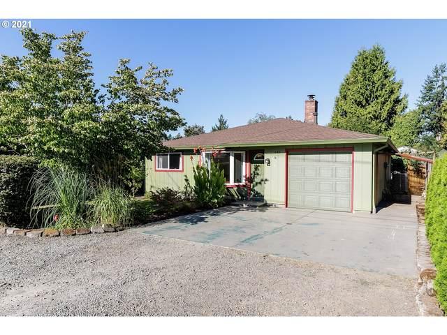 143 Bellevue Ave, Oregon City, OR 97045 (MLS #21425880) :: Change Realty