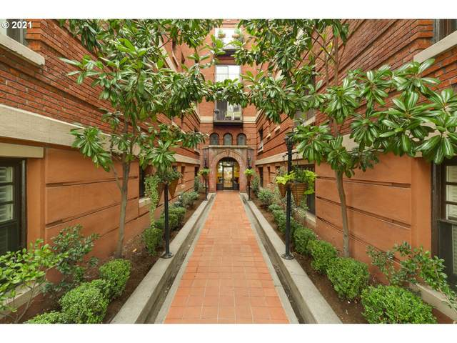 1829 NW Lovejoy St #505, Portland, OR 97209 (MLS #21425938) :: The Pacific Group