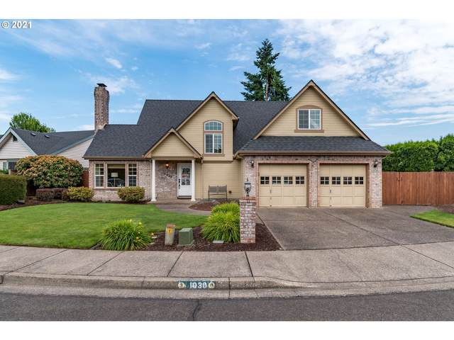 1030 Chateau Meadows Dr, Eugene, OR 97401 (MLS #21426115) :: Tim Shannon Realty, Inc.