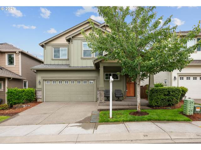 10225 SW 144TH Ave, Beaverton, OR 97008 (MLS #21426246) :: Townsend Jarvis Group Real Estate