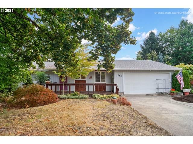 1110 NE Thomas St, Hillsboro, OR 97124 (MLS #21427404) :: Fox Real Estate Group