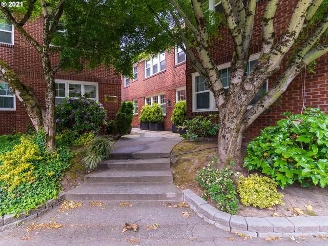 701 NE 28TH Ave #31, Portland, OR 97232 (MLS #21427447) :: McKillion Real Estate Group