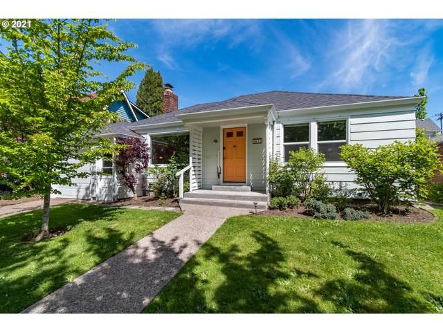1675 Washington St, Eugene, OR 97401 (MLS #21427571) :: Lux Properties