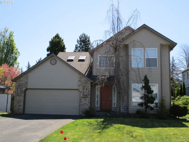 716 SW 28TH St, Troutdale, OR 97060 (MLS #21427583) :: Stellar Realty Northwest