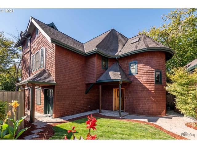 880 Hilliard Ln, Eugene, OR 97404 (MLS #21427732) :: Song Real Estate