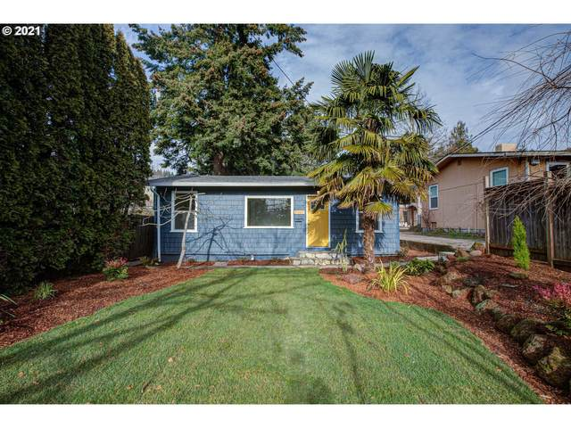 7327 SE Division St, Portland, OR 97206 (MLS #21428014) :: Lux Properties