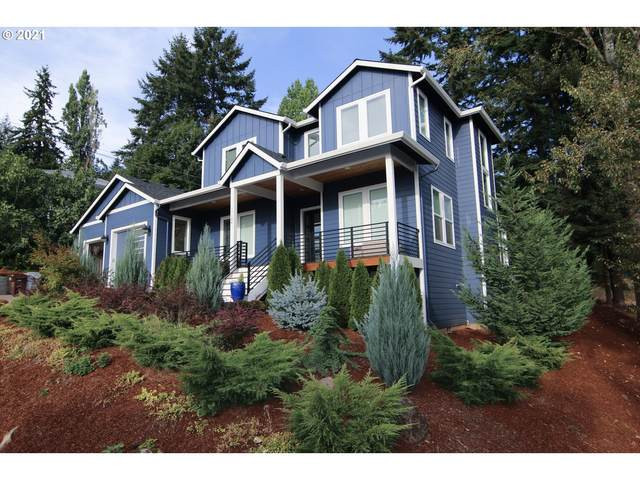 11104 SE 105TH Ave, Happy Valley, OR 97086 (MLS #21428187) :: Holdhusen Real Estate Group