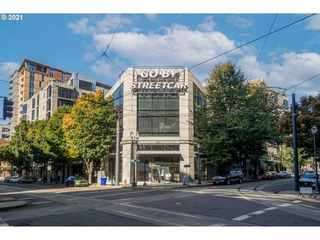 1030 NW 12TH Ave #206, Portland, OR 97209 (MLS #21428722) :: McKillion Real Estate Group
