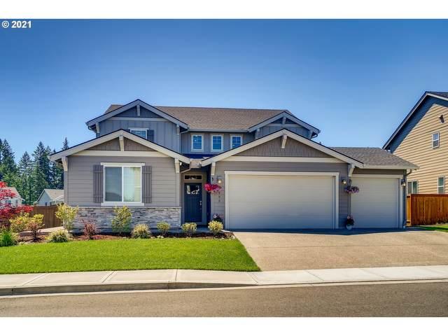 7808 NE 180TH Ave, Vancouver, WA 98682 (MLS #21428904) :: Fox Real Estate Group