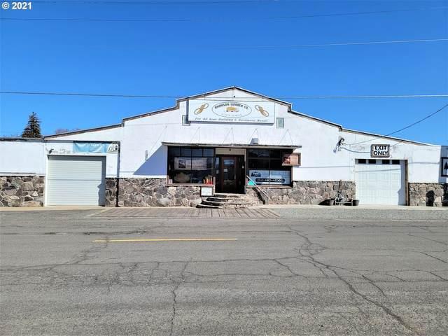 219 E Beakman St, Union, OR 97883 (MLS #21429292) :: Premiere Property Group LLC