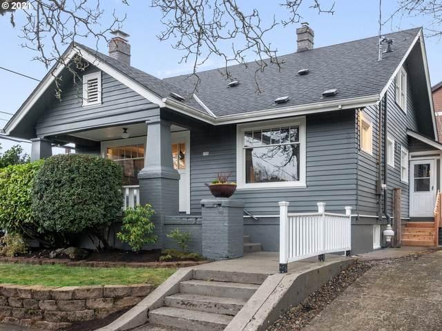 105 NE Wygant St, Portland, OR 97211 (MLS #21429498) :: Tim Shannon Realty, Inc.