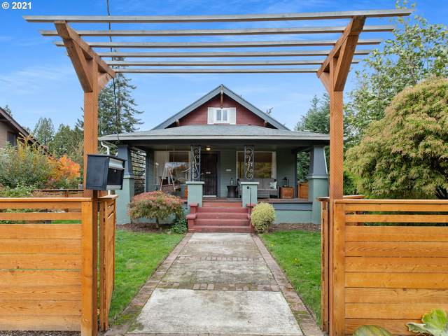 3523 N Russet St, Portland, OR 97217 (MLS #21429526) :: Song Real Estate