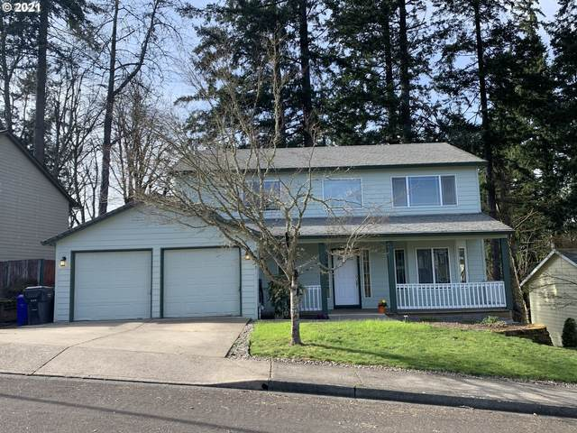 17441 Wake Robin Cir, Oregon City, OR 97045 (MLS #21429723) :: Beach Loop Realty