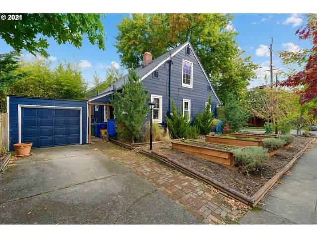 8205 N Peninsular Ave, Portland, OR 97217 (MLS #21429727) :: Windermere Crest Realty