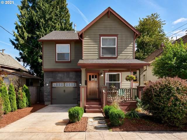 8616 N Olympia St, Portland, OR 97203 (MLS #21429746) :: Change Realty
