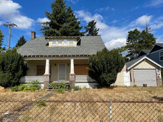 13007 SE Division St, Portland, OR 97236 (MLS #21429900) :: Townsend Jarvis Group Real Estate