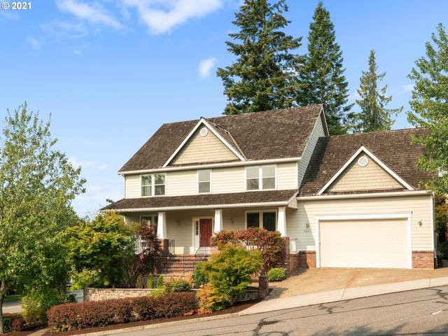8441 NW Hawkins Blvd, Portland, OR 97229 (MLS #21430125) :: Next Home Realty Connection