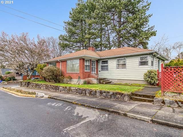 4805 SE Yamhill St, Portland, OR 97215 (MLS #21430148) :: Brantley Christianson Real Estate