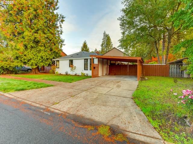 14525 SW Downing St, Beaverton, OR 97006 (MLS #21430178) :: Keller Williams Portland Central