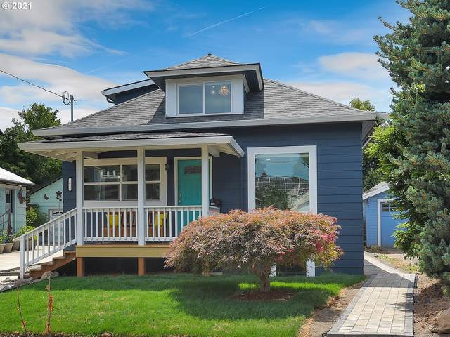 1634 SE Harney St, Portland, OR 97202 (MLS #21430244) :: Cano Real Estate