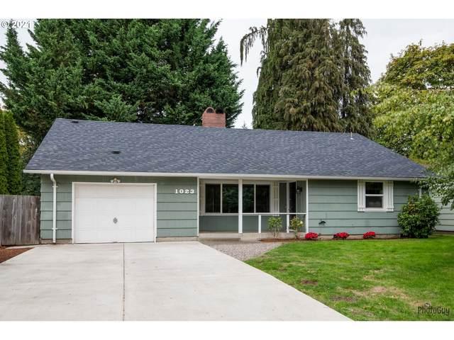 1023 Rio Glen Dr, Eugene, OR 97401 (MLS #21430292) :: Fox Real Estate Group