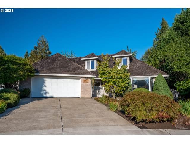 9345 NW Murlea Ln, Portland, OR 97229 (MLS #21430650) :: Keller Williams Portland Central